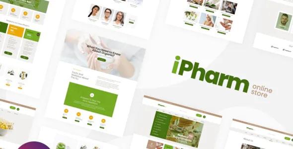 Best Online Pharmacy Woocommerce Elementor Template Kit