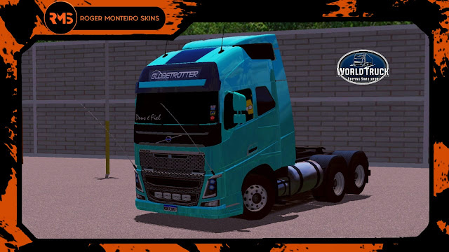 Skins World Truck, Skins Volvo FH, Volvo FH 16, FH