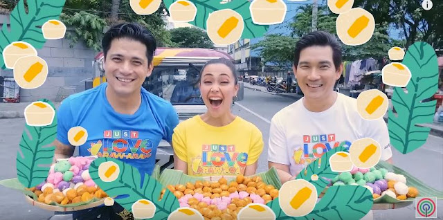 WATCH: ABS-CBN Summer Station ID 2018 #JustLoveArawAraw