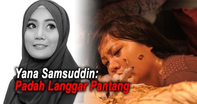 Yana Samsuddin: Akibat Langgar Pantang Bersalin, Sama-Sama Kita Doakan Yana Samsuddin...