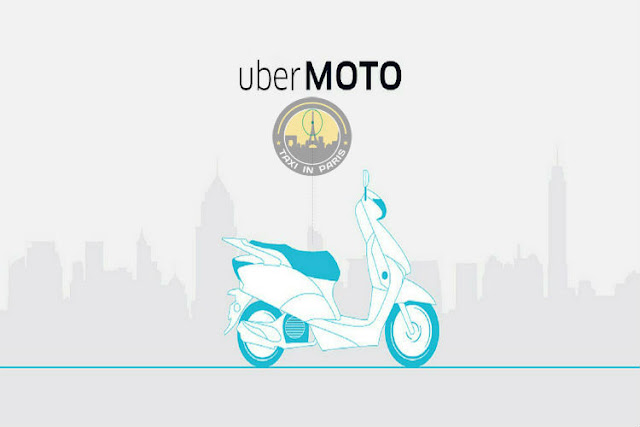 Where to Get the Moto Paris Taxi App?