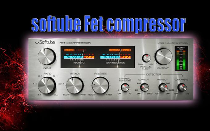 Softube  - FET Compressor v2.5.9 SSX / VST / VST3 / AAX  x64
