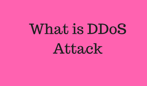 What-is-Distributed-Denial-of-Service(DDoS)-attack