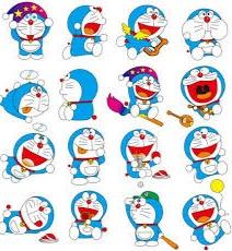 Doraemon banyak