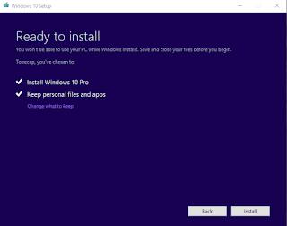 Hướng dẫn nâng cấp lên Windows 10 bằng công cụ Media Creation Tool