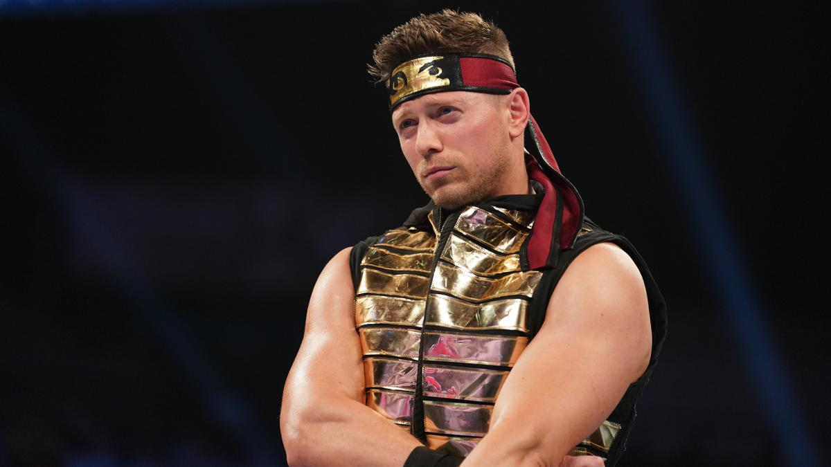The Miz abandona o combate pelo WWE Championship no Elimination Chamber