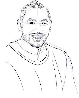 Langkah 11. Super Simpel Menggambar Dimitri Payet