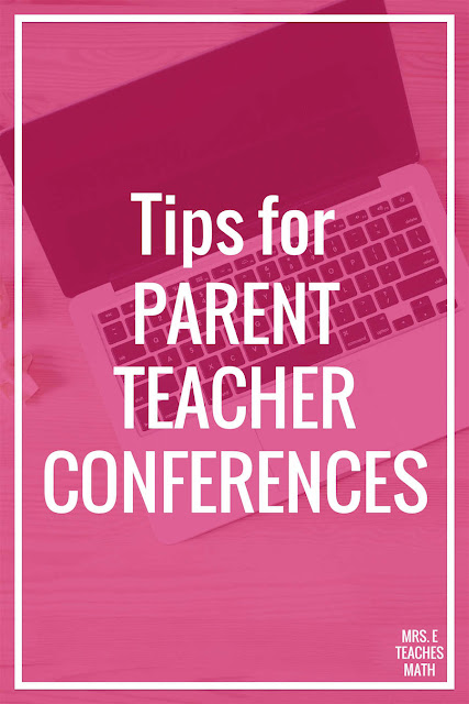 These ideas and tips for parent teacher conferences are perfect for preschool and kindergarten, through middle school and high school. Teachers, if you have questions about what to say at conferences, these tips will help you stay focused and professional.