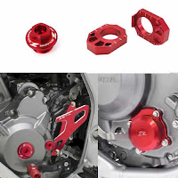 crf anodized parts