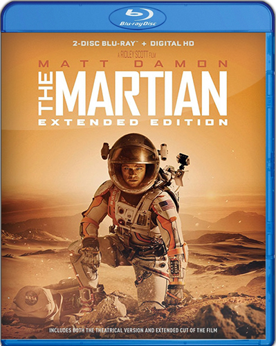 The Martian [BD25] [Extended Edition + Bonus] [2015] [Latino]