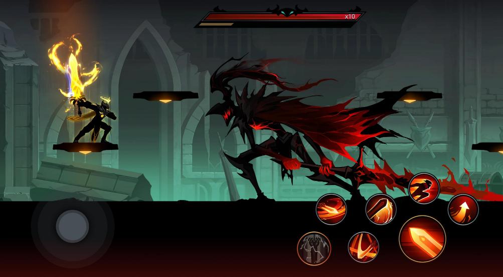 تحميل لعبة Shadow Knight