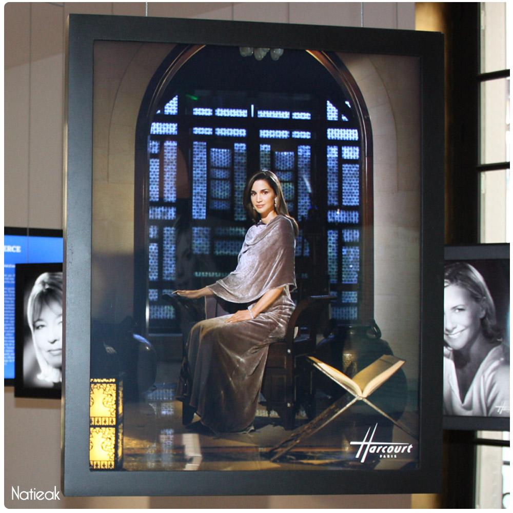 Rania de Jordanie exposition Où sont les femmes