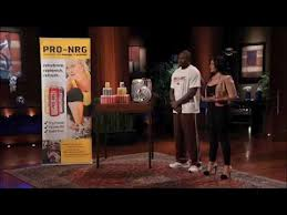 Owner of PRO NRG on Shark Tank