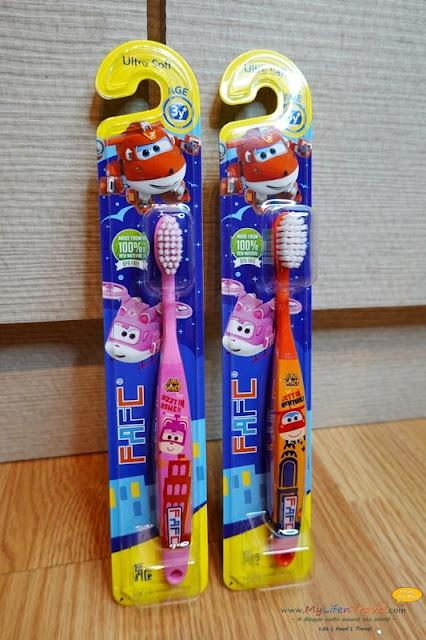 FAFC Toothbrush