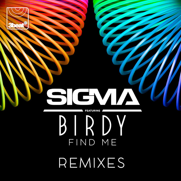 Sigma - Find Me (feat. Birdy) [Remixes] - EP Cover