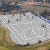 NBA 2K21 Compatible Floor for DEIBYS2KMOD 's Outdoor Environment by Psamyou'll