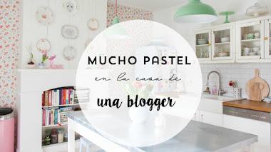 Mucho pastel en la casa de una blogger