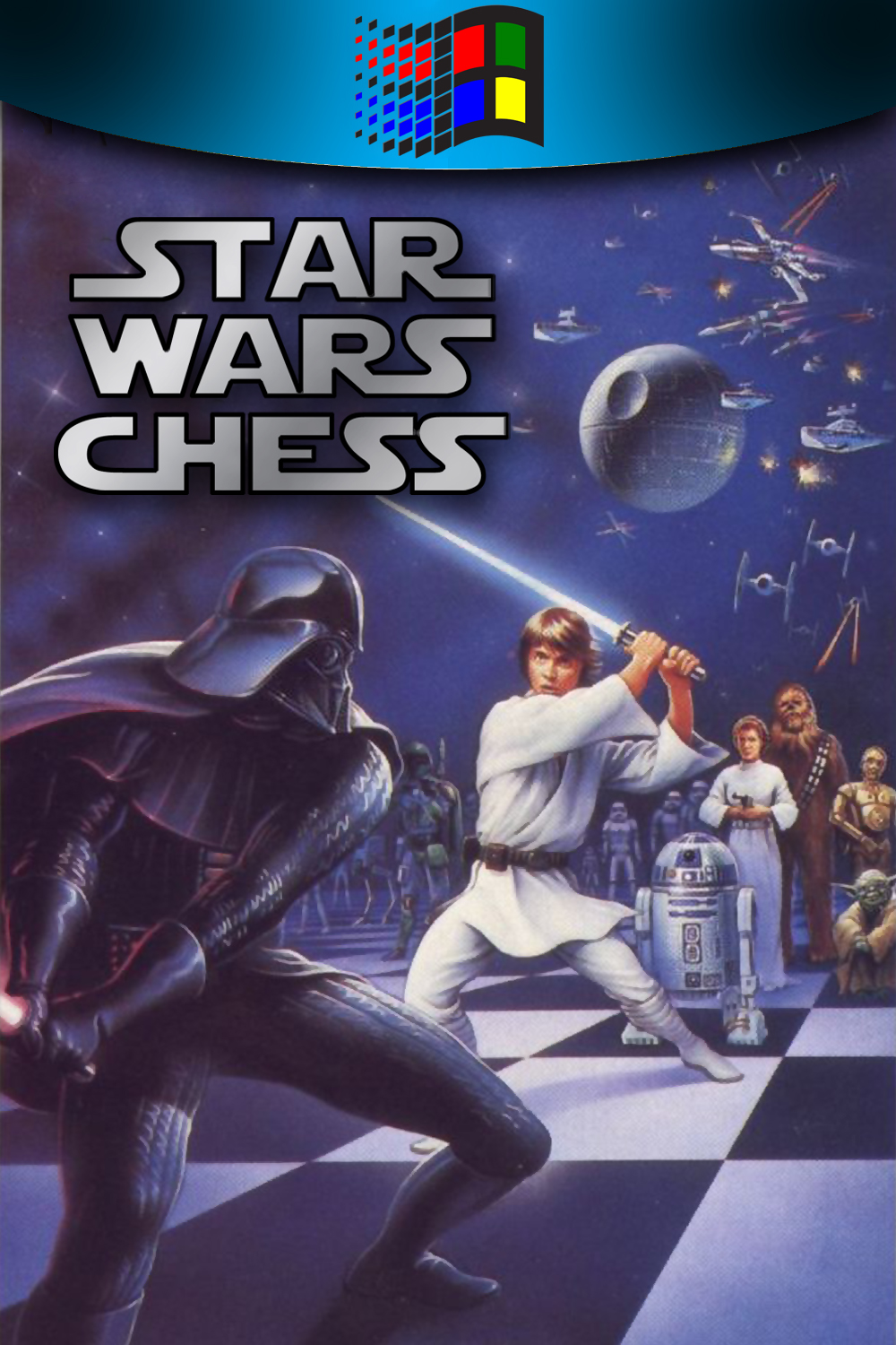 The Collection Chamber Star Wars Chess