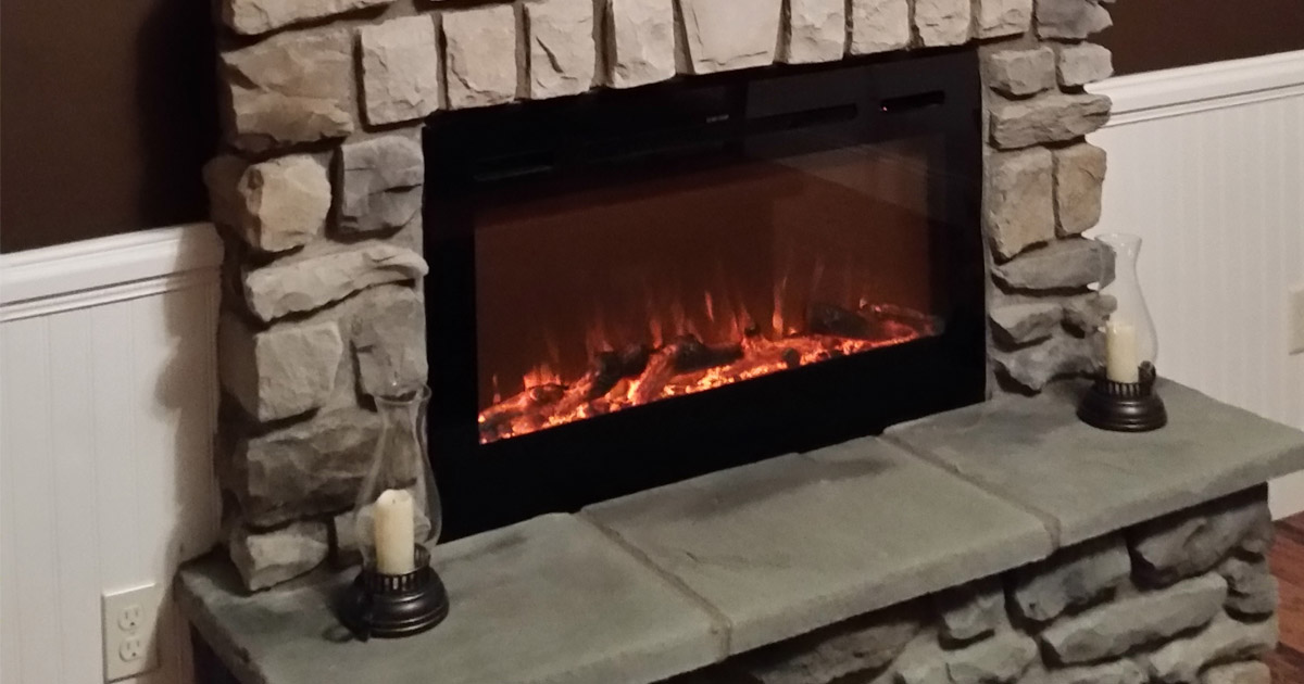 onyx fireplace wall products xl electric touchstone mounted