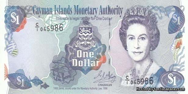 Dollar Cayman Island