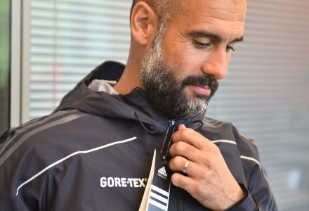 Gore-Tex ficha a Guardiola como nuevo embajador