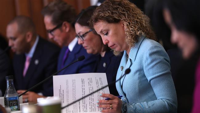 Probe former Democratic Representative Debbie Wasserman Schultz over Muslim staffer: Right-leaning group