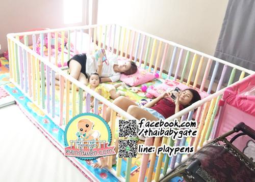 www.คอกกั้นเด็ก.com ขายคอกกั้นเด็ก พีวีซีราคาถูก คุณภาพดี แข็งแรง จัดส่งทั่วประเทศ