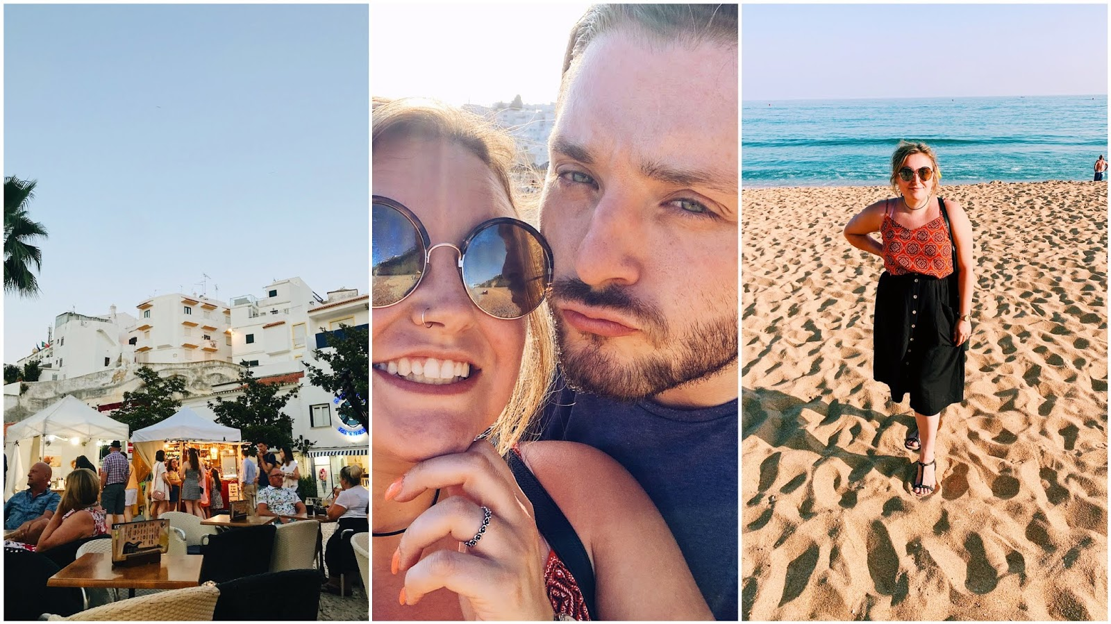 OUR WEEK IN ALBUFEIRA,  PORTUGAL - SARAHLAUBLOGS
