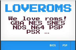 Situs download game ppsspp terlengkap A-Z