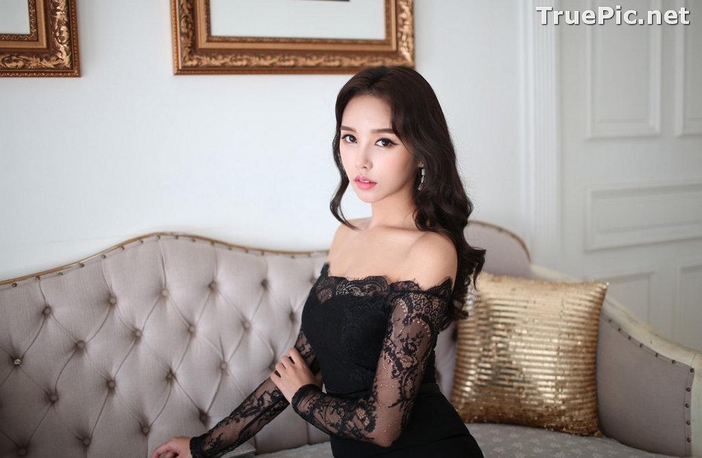 Image Korean Fashion Model - Chloe Kim - Fashion Photography Collection - TruePic.net - Picture-10