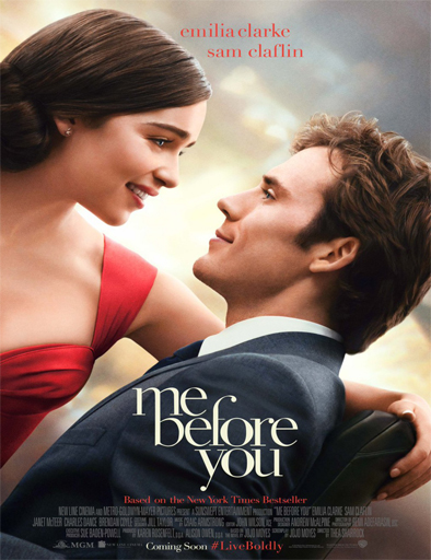 Ver Yo antes de ti (Me Before You) (2016) Online