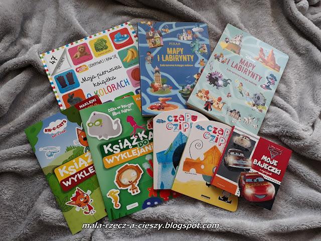 Letnie nowości w naszej dziecięcej biblioteczce