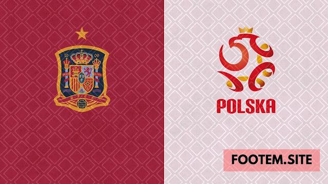 Spain vs Poland 24