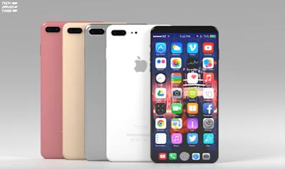 Apple Leak Reveals New iPhone
