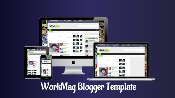 template blogger workmag premium, download template blogger premium gratis, kumpulan template blogger terbaik sepanjang masa