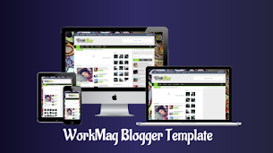 WorkMag Responsive Blogger Template - Responsive Blogger Template