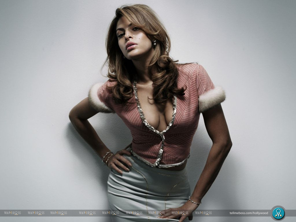 Sexy Pictures Of Eva Mendes 46