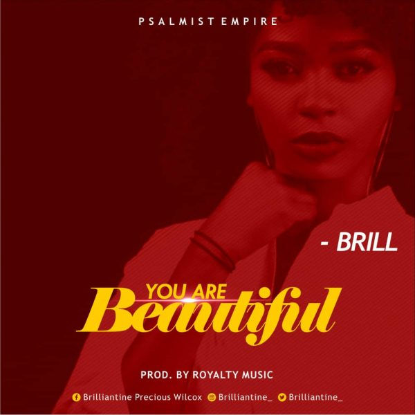 Audio: Brill – You Are Beautiful