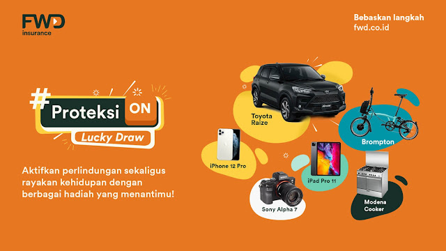 hadiah lucky draw #proteksion fwd