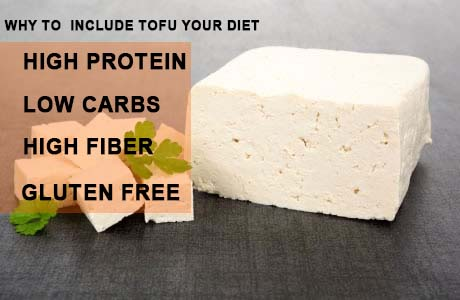 WHY TO INCLUDE TOFU YOUR DIET