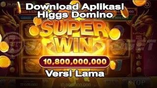 Aplikasi Higgs Domino versi Lama