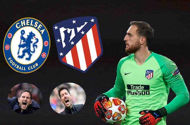 Deigo Simeone not surprised with Chelsea's huge interest on Jan Oblak