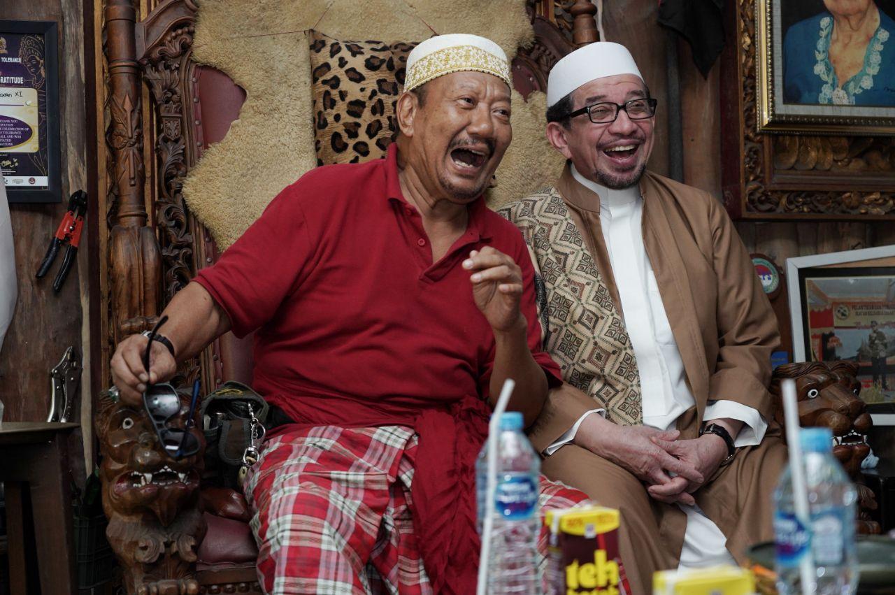 Bali Mendadak Hujan Saat Habib Salim Datang, Setelah Dua Minggu Panas Terik