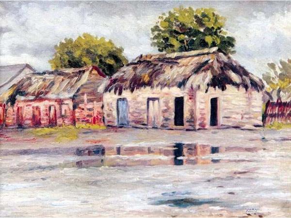 Después de la lluvia, obra maestra de Yoryi Morel