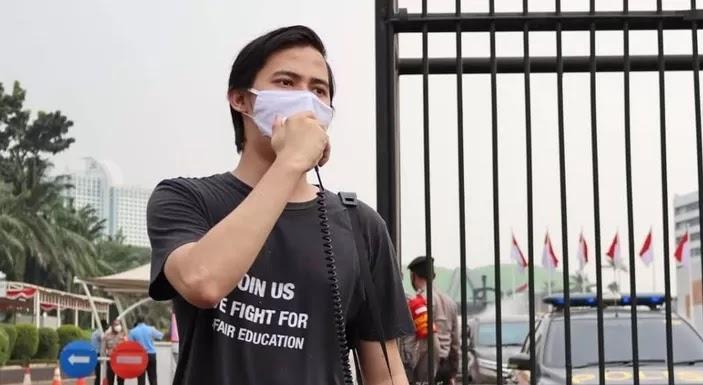 Anggap Perkataan Jokowi Kerap Tak Sesuai Realitas, Ketua BEM UI: Dia Ngomong Seolah Hanya untuk Menenangkan