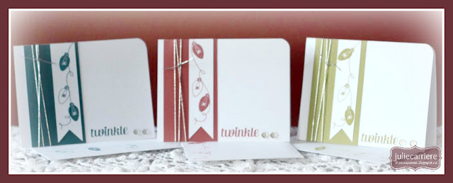 Twinkle Cardmaking Workshop