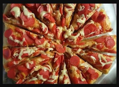 192 Resep dan cara membuat Pizza yang paling enak dan pasti nya orang suka