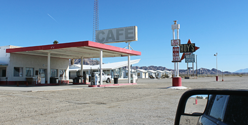 Roys Cafe Motel Amboy California Route 66