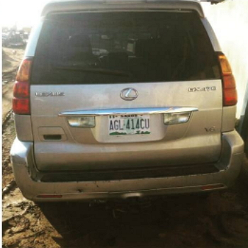 fred amata stolen lexus jeep recovered