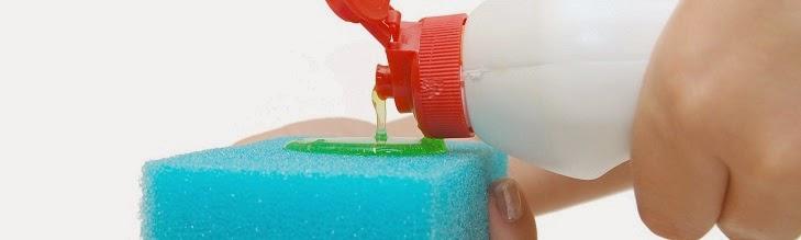 6 usos do detergente em sua casa